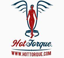 Official HotTorque  Coloured Logo T-Shirt Mens V-Neck T-Shirt