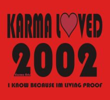 karma loved 2002 Kids Clothes
