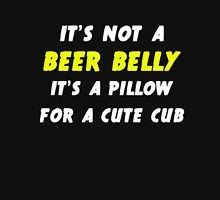 Beer Belly - Pillow for a Cub Unisex T-Shirt