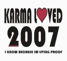 karma loved 2007 Kids Clothes
