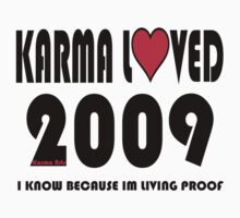 karma loved 2009 Kids Clothes
