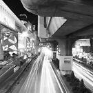 Bangkok: Among Discovery - Night in Bangkok by vanyahaheights