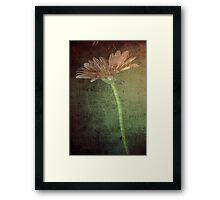 Flower Song Framed Print