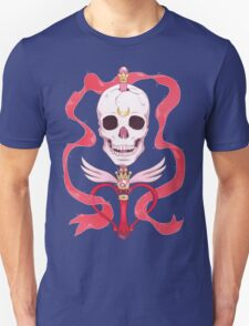 Moon Skull Unisex T-Shirt