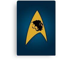 Starfleet: Pendragon Class  Canvas Print