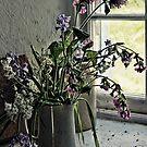 Vase of Wildflowers by Julesrules