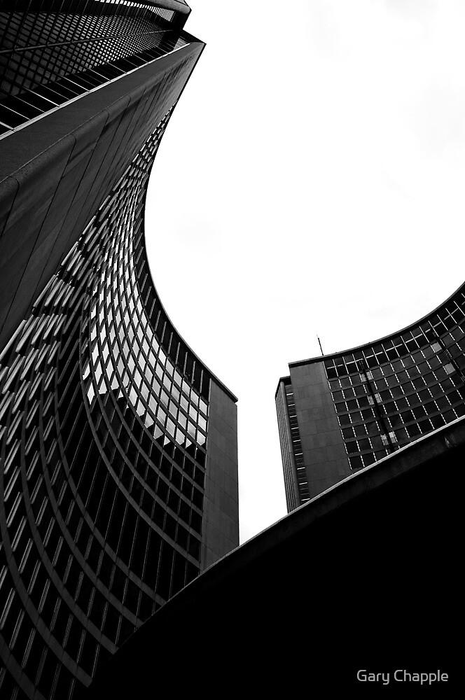 Toronto City Hall 1 by Gary Chapple