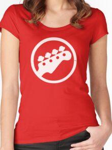 Scott Pilgrim Bass  Women's Fitted Scoop T-Shirt