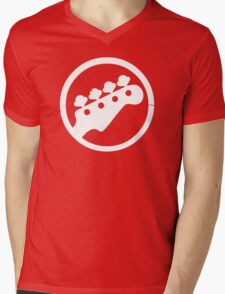 Scott Pilgrim Bass  Mens V-Neck T-Shirt