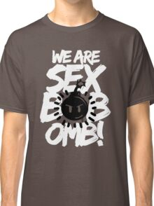 WE ARE SEX BOB-OMB! Classic T-Shirt