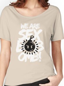 WE ARE SEX BOB-OMB! Women's Relaxed Fit T-Shirt