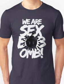 WE ARE SEX BOB-OMB! Unisex T-Shirt