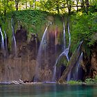 Waterfalls @ Plitvice by Billboeing
