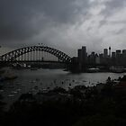 Sydney Brooding by Anthony Ogle