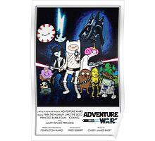 Adventure Wars - V2 Poster