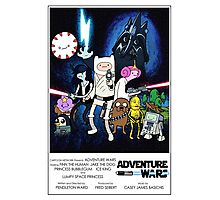 Adventure Wars - V2 Photographic Print