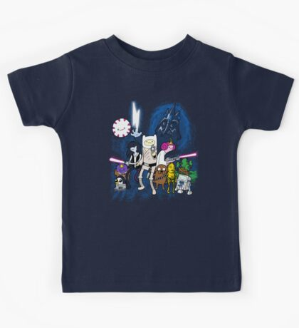 Adventure Wars - V2 Kids Tee