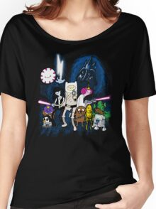 Adventure Wars - V2 Women's Relaxed Fit T-Shirt