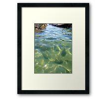 Wingaersheek... Framed Print