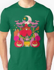 All spooky and red T-Shirt
