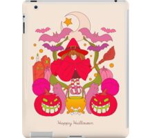 All spooky and red iPad Case/Skin