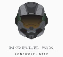 Noble Six - Lonewolf B312 by Adam Angold
