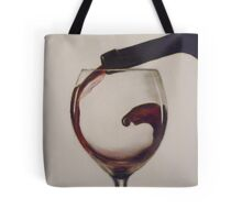 Make Mine A Red Wine Tote Bag