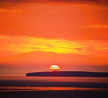 Loop Head Sunset by Polly x