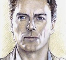 John Barrowman mini-portrait by wu-wei