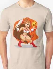 Flames of Fury (Golden Axe) T-Shirt