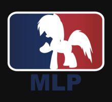 Major League Pony (MLP) - Rainbow Dash