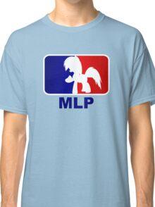 Major League Pony (MLP) - Rainbow Dash Classic T-Shirt