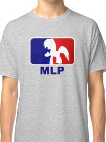 Major League Pony (MLP) - Rainbow Dash Classic T-Shirt