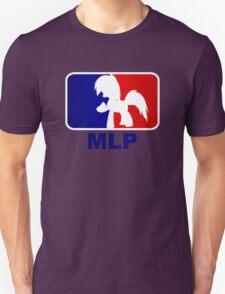Major League Pony (MLP) - Rainbow Dash Unisex T-Shirt