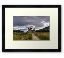 Kilchurn Castle  Framed Print