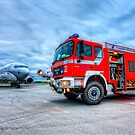 Airport Pumper I by MarkusWill