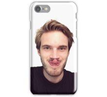 pewds stahp iPhone Case/Skin