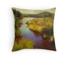 Love, Peace and Joy Throw Pillow