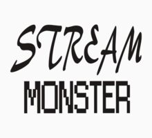 Stream Monster by Halidar