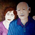 Celebrating a lifetime of love by Madalena Lobao-Tello