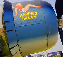 Marines's Dream by OntheroadImage