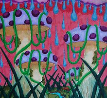 Bug's Eye View by Ecil Holbrook