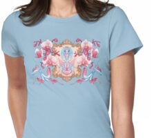 Mantis Prayer Womens Fitted T-Shirt