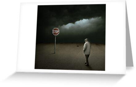 End. by Matteo Pontonutti