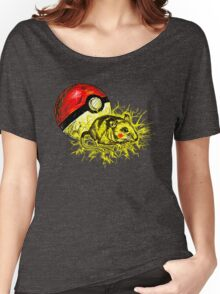 Real pikachu  Women's Relaxed Fit T-Shirt
