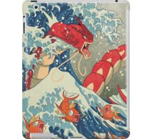 The Great Red Wave iPad Case/Skin