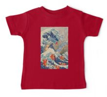 The Great Wave Baby Tee