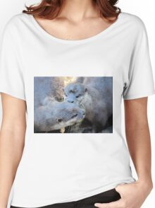 Otters Women's Relaxed Fit T-Shirt