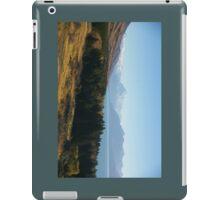 Mount Cook iPad Case/Skin