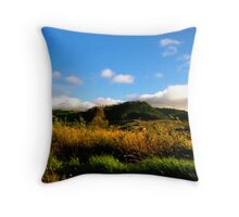 A Restful Place Throw Pillow